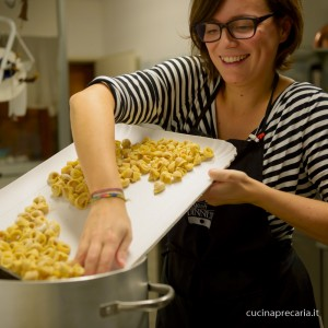 Anna Buganè - cucinaprecaria