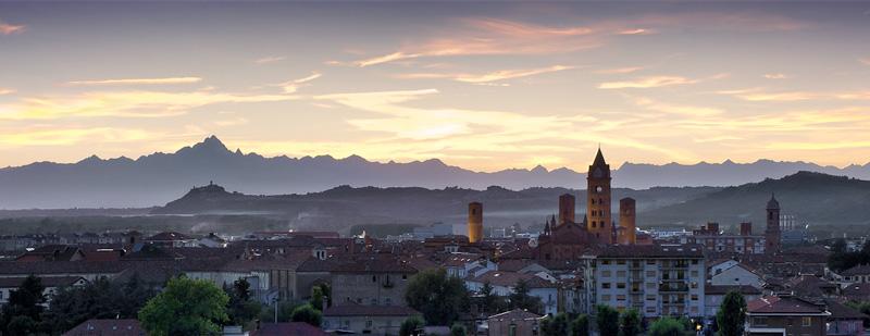 Alba al tramonto - foto di Corrado Morando - www-mocafilm.it