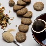 Biscotti di grano saraceno e nocciole (Tonda e gentile delle Langhe)