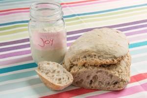 La pasta madre e il pane