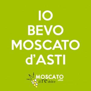 io bevo moscato d'Asti