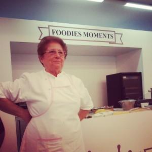 La chef Marina Asola propone i piatti della tradizione, tajarin e plin