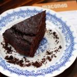 Torta al cioccolato de la fin del mundo