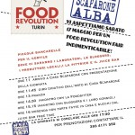 Food Revolution day 17 maggio a Casa Scaparone (CN) sbarca la Food Fair