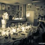 Foodie Geek Dinner Torino 2014, il ritorno a casa con un tocco di magia